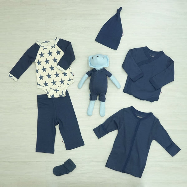 Babysoy Modern Collection Set with Comfort Pals