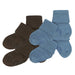 Babysoy Stay on Socks with Grips- Set of 4