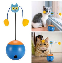3-in-1 Interactive Laser/Cat Toy/Feeder