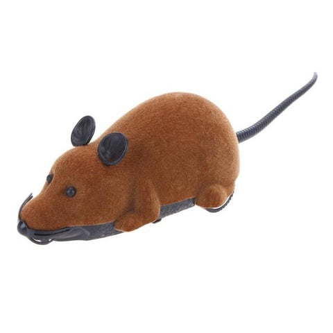 Animals & Pet Supplies > Pet Supplies > Cat Supplies > Cat Toys - RC Chaser Mouse