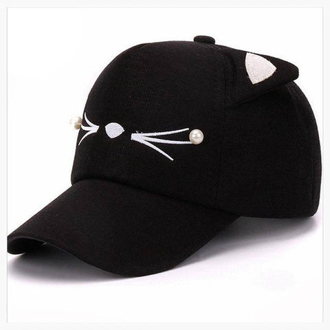 Baseball Caps - Cat Ear Cap