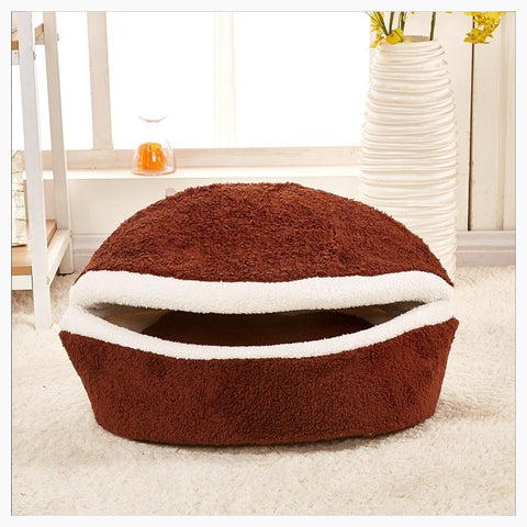Cat Burger Bed