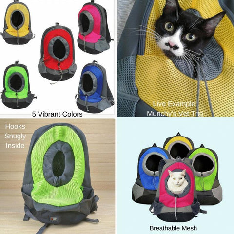 CAT Carriers - Cat BackPack