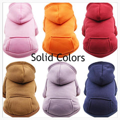 Cat Clothing - Cool Colorful Hoodies