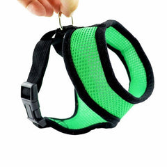 Breathable Mesh Harness - Cat or Dog
