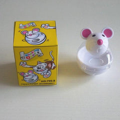 Mouse Shaped Giver of Treats/Interactive Toy