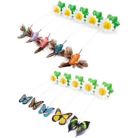 Cat Toys - Butterfly Chaser