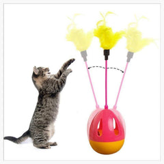 Cat Toys - Waving Feather - Cat Toy