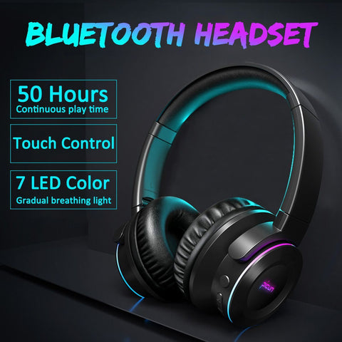 Electronics > Audio > Audio Components > Headphones & Headsets - LED Headphones - Limited Edition Special