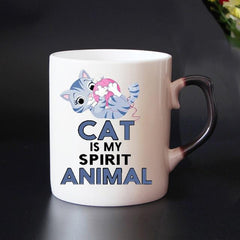 Color Changing Cat-Centric Mug Collection - 8 DESIGNS!