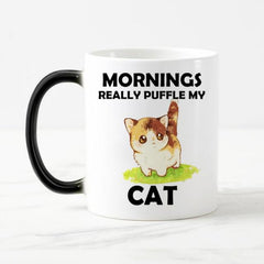 Kitty Cat Color Changing Magic Mugs - 8 DESIGNS - For Cat Lovers