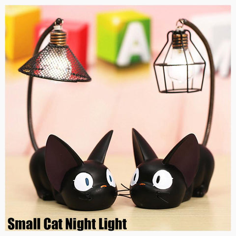 LED Night Lights - Lil' Black Cat Nite Lite