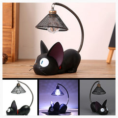 Lil' Black Cat Nite Lite