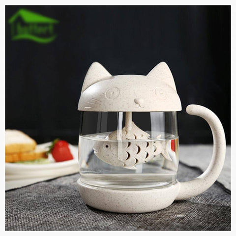 Mugs - Kit-Tea Tea Infuser