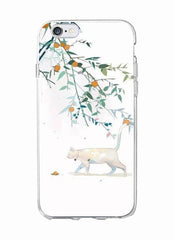 Artsy Fartsy Cat Phone Case