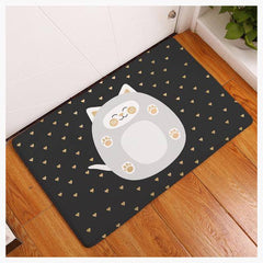 Rugs & Mats - Whimsical Welcome Cat Mat