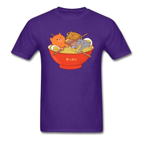T-Shirts - Kitty Ramen Tee