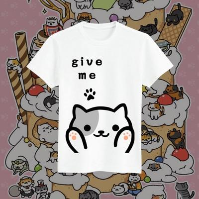 T-Shirts - Neko Atsume - Cat Collector T-shirt