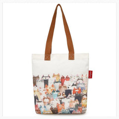 ToteBags - Meowntain Of Cats - Tote Bag