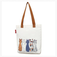 Meowntain of Cats - Tote Bag