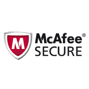 Image of McAfee Secured