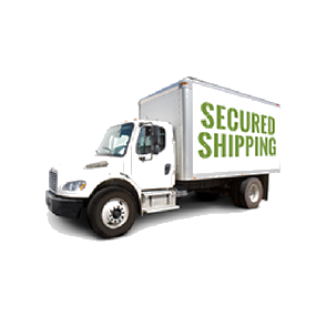 Image of Secured Shipping