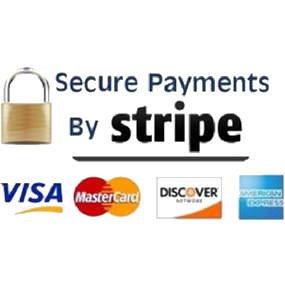Image of Secure Payments by Stripe
