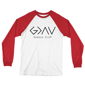 God Is Greater Long Sleeve T-Shirt