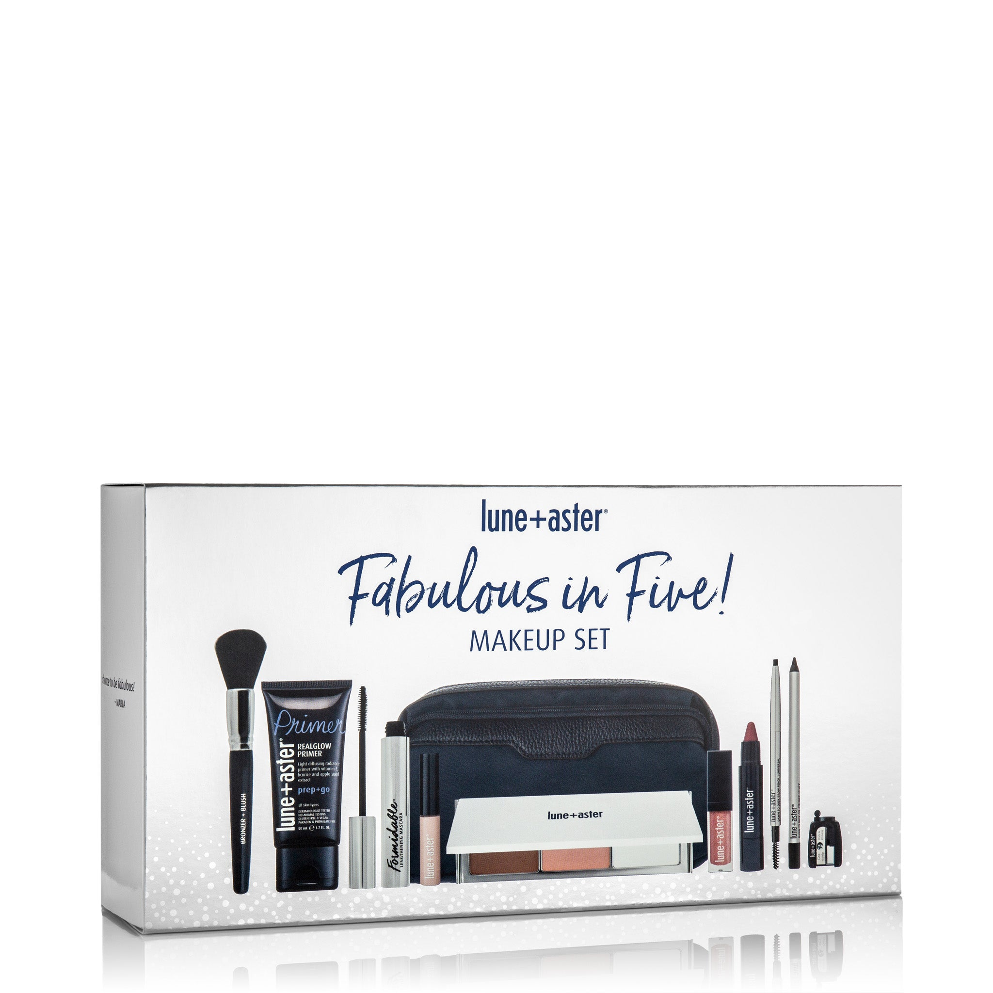 Fabulous in Five! Makeup Set