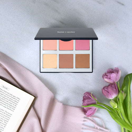 Horizon Bronzer & Cheek Palette