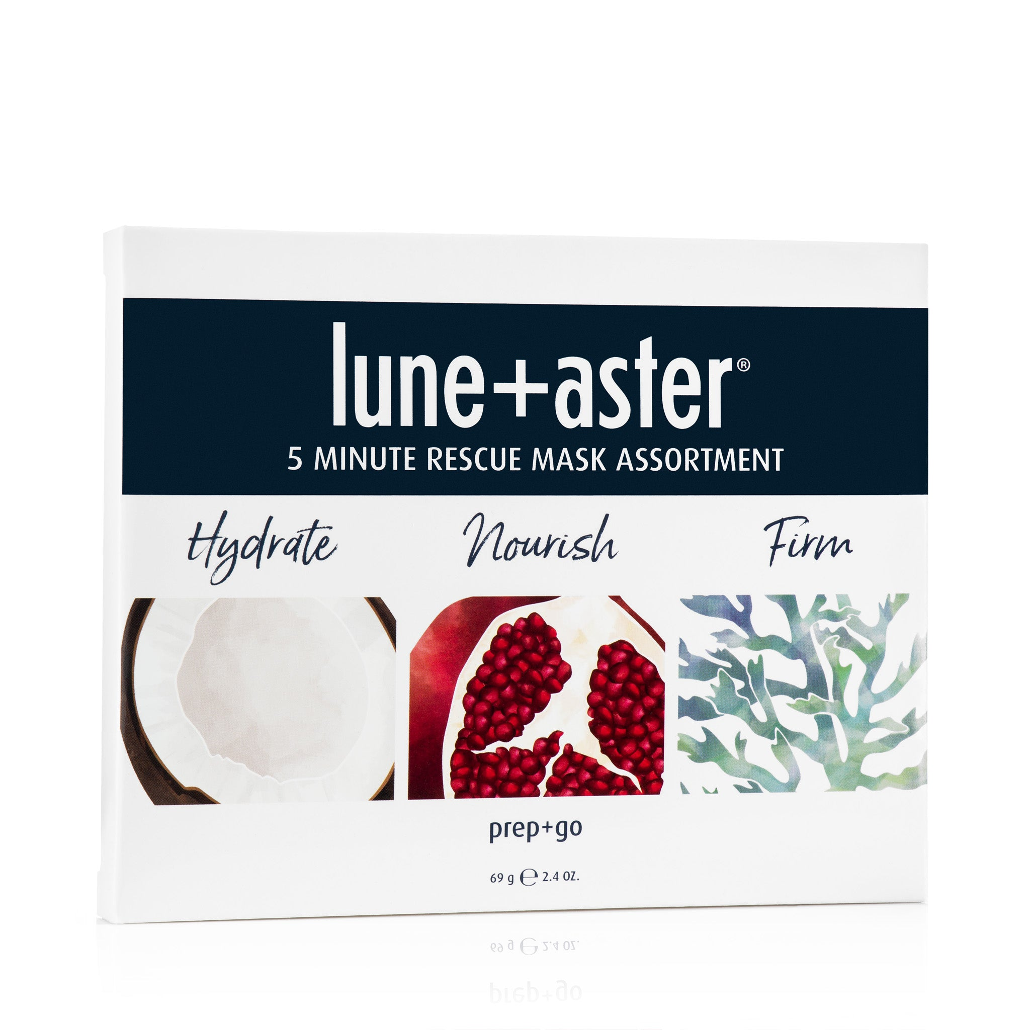 5 Minute Rescue Mask Trio - Hydrate, Firm and Nourish