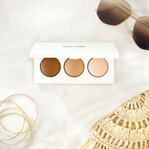 Supermoon Bronzer & Glow Palette