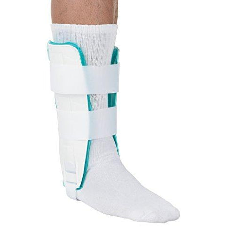 Breg KoolAir Air & Gel Ankle Stirrup