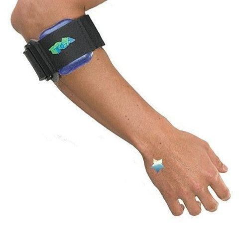 Breg Volley Tennis Elbow Strap Brace (Regular)