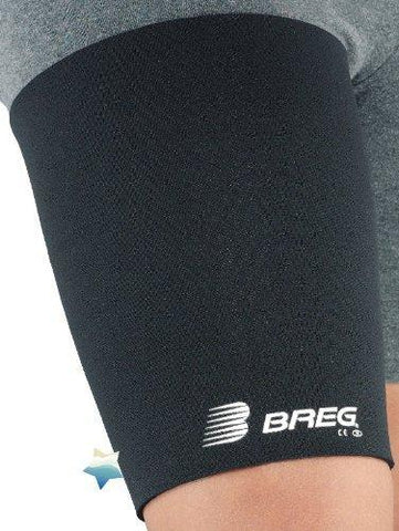 Breg Thigh Support Front View - thebracestore