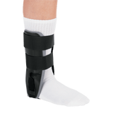 Breg Ankle Stirrup and Stirrup Plus Ankle Braces