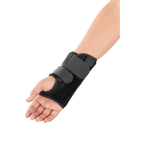 Breg Pediatric Apollo Wrist Brace Palmer View - thebracestore