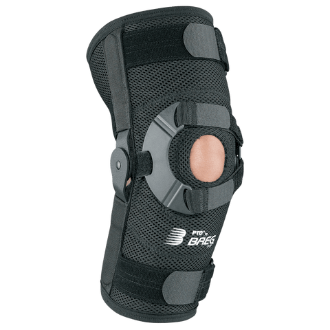 Breg PTO Patella Soft Knee Brace