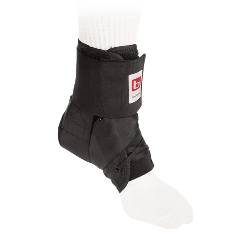 Breg Wraptor Ankle Stabilizer with Regular Laces