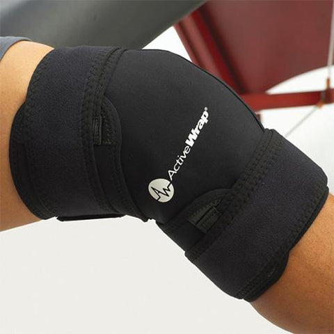ActiveWrap Heat & Ice Knee Wrap & Packs