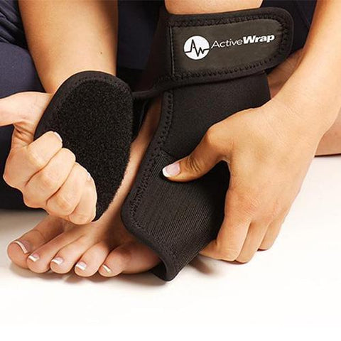 ActiveWrap Ankle & Foot Packs/Wraps (Ice & Heat)