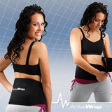 ActiveWrap Heated Back Wrap/Ice Pack for Back