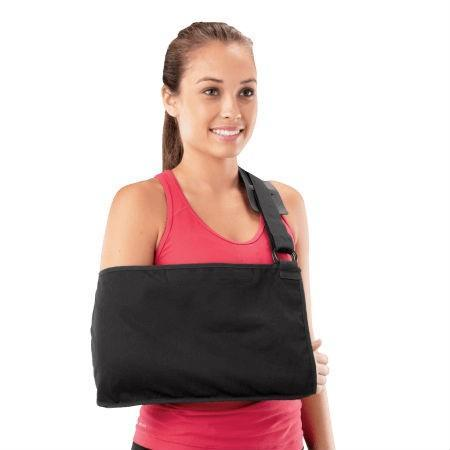 Breg Classic Arm Sling Universal Front View - thebracestore