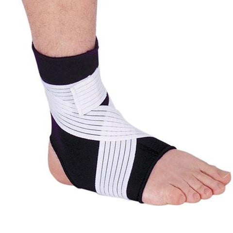 Brace Store Neoprene Ankle Support with Strap