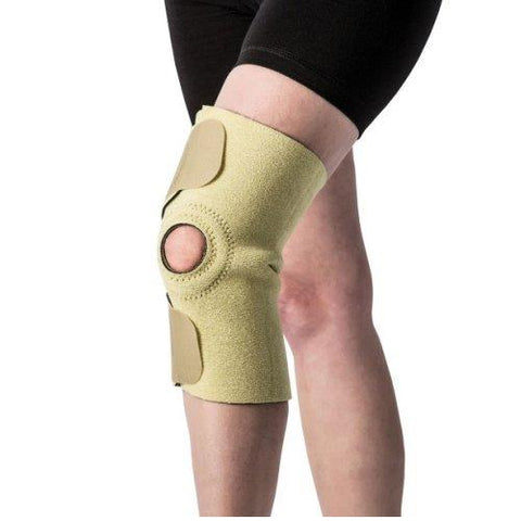 Core Products Fits All Open Patella Knee Support - thebracestore