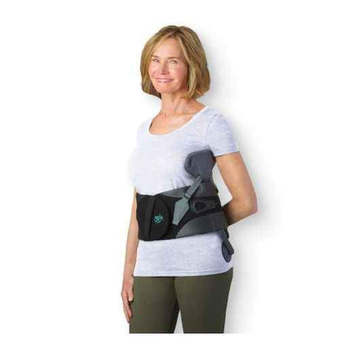 Aspen Peak Scoliosis Bracing System Side View | The Brace Store