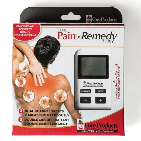 Core Products Pain Remedy Plus Wireless TENS - thebracestore