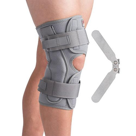 Swede-O Thermal Vent Wrap Hinged Knee Brace