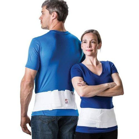 Core Products Triple Pull Sacral Back Support Belt with Split pad - thebracestore