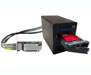 HighPoint Launches SSD6540M; The Fastest External Desktop Storage – 14,000MB/s! Powered by M.2 NVMe SSD's